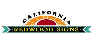 Shop California Redwood Signs